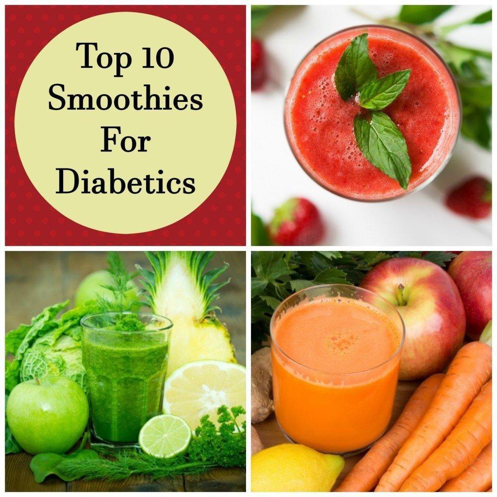 Diabetic Detox Smoothies