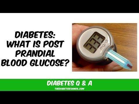 Postprandial Blood Glucose