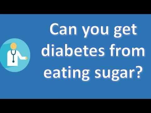 Is Gestational Diabetes From Eating Too Much Sugar?