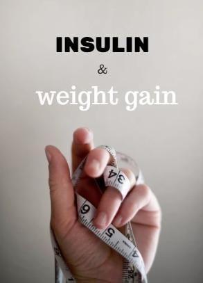 Insulin weight gain-understanding diabetes better