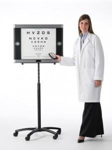Standardized Etdrs Testing Vectorvision