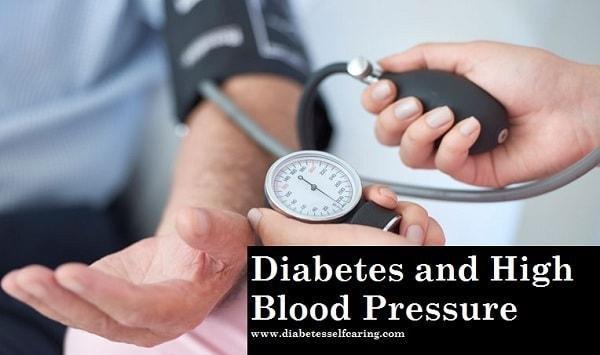 Diabetes & High Blood Pressure: It's Causes, Symptoms, Treatment & Diet Plan