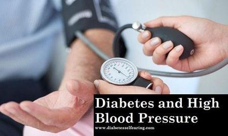 Diabetes & High Blood Pressure: It's Causes, Symptoms, Treatment & Diet Plan
