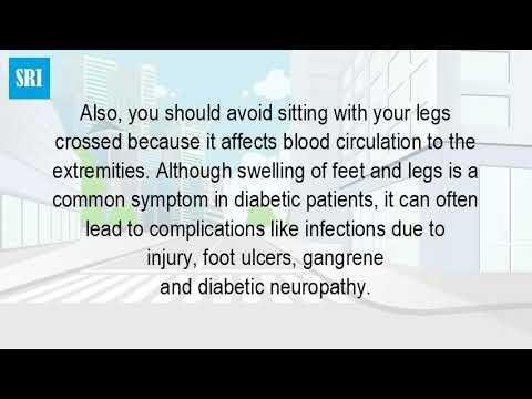 Can Diabetes Cause Swelling?