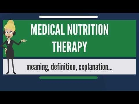 Nutrition Therapy Recommendations For The Management Of Adults With Diabetes 2017