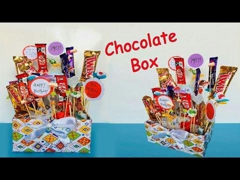 Gift Box Diabetic Chocolate