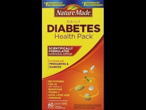 Diabetic Multivitamin Reviews