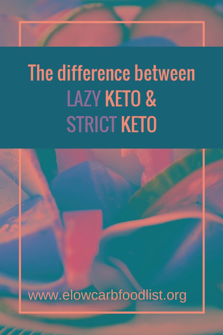 What Is The Difference Between Low Carb And Ketogenic Diet?
