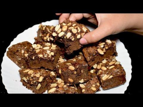 Fudgey Flourless Chocolate Brownies [gluten, Dairy & Sugar Free]