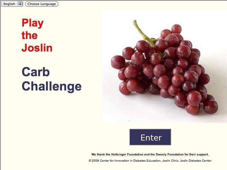 Interactive Diabetes Games