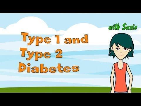 Type 2 Diabetes More Common Than Type 1