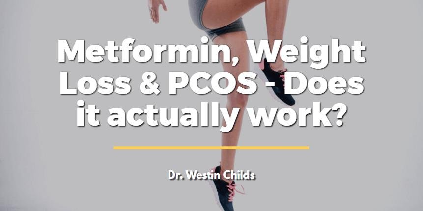 Metformin, Weight Loss & Pcos – Does It Actually Work?