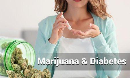 Marijuana Diabetes Treatment