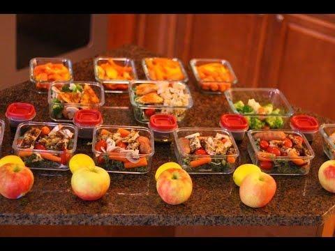 1 Week Diabetes 1200 Calorie Meal Plan