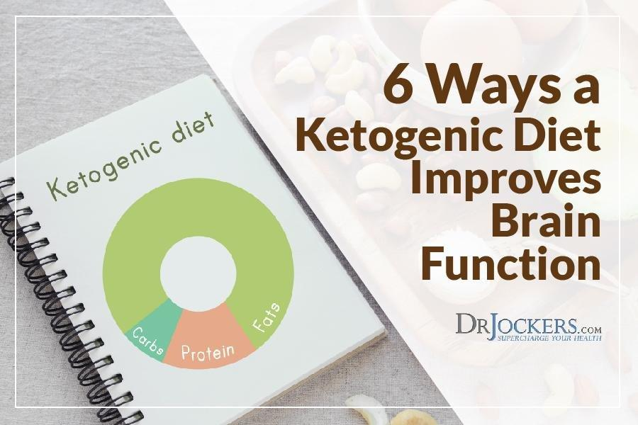 6 Ways A Ketogenic Diet Improves Brain Function