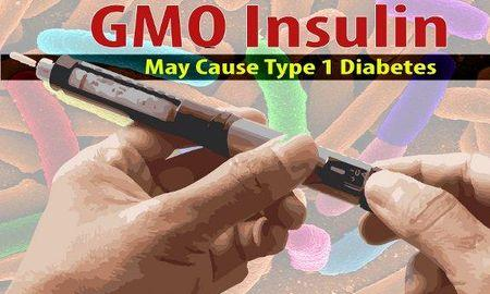 Genetically Engineered Insulin may CAUSE Diabetes Type 1 in Type 2 Diabetics