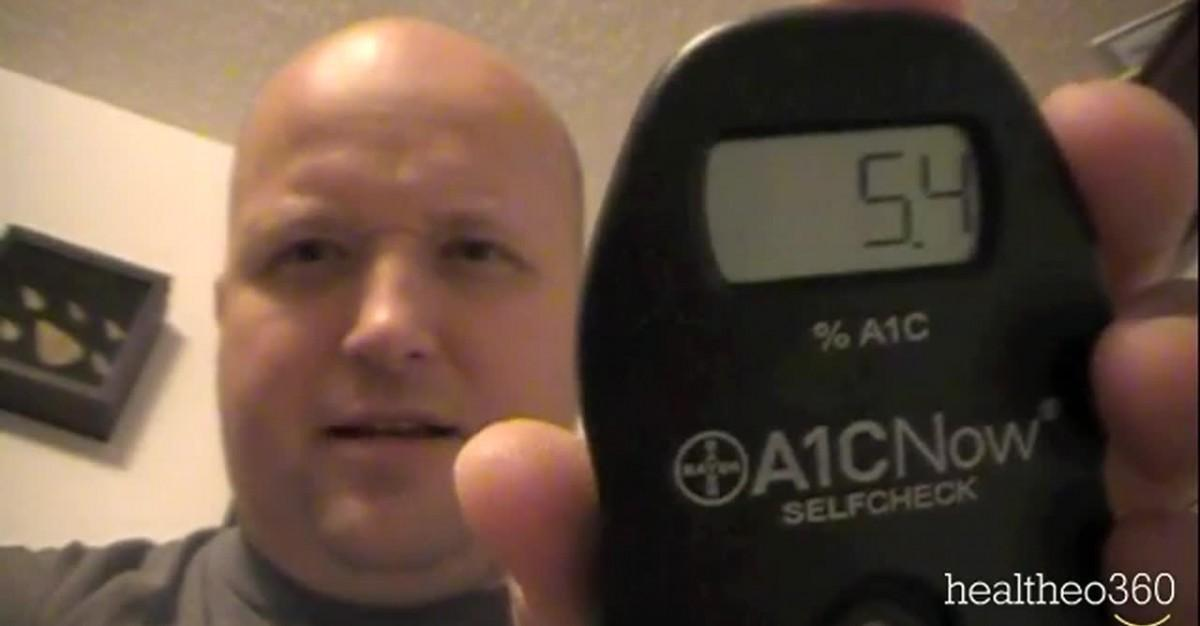 A1c Test At Home