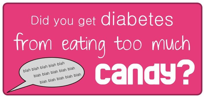 Things Not To Say To A Type 1 Diabetes