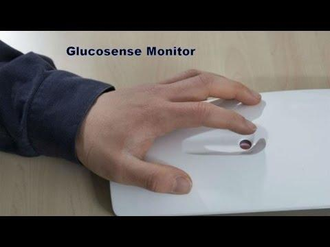 Blood Glucose Meters No Stick