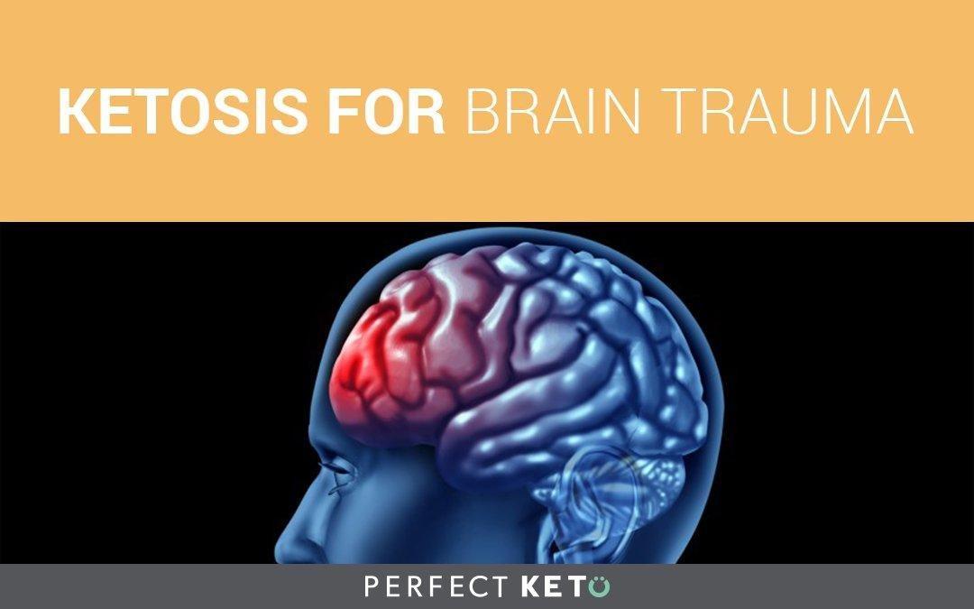 Ketosis For Brain Trauma