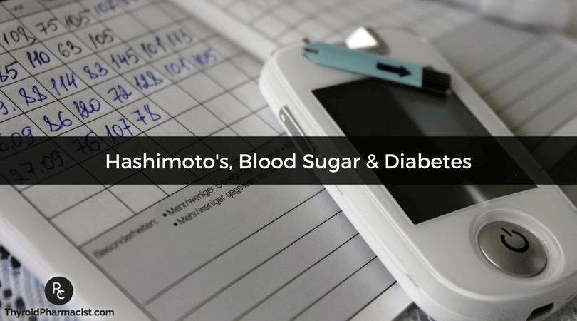 Thyroid And Diabetes Diet