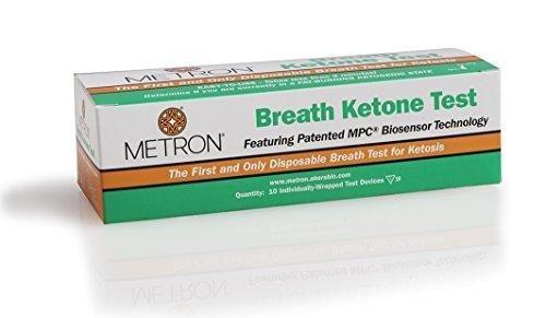 Relion Ketone Test Strips, 50 Ct, Keto-diastix Reagent Strips 50 Each