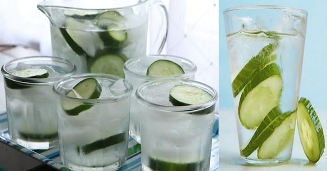 Start Infusing Cucumber to Your Daily Water Intake: This Will Burn Fat, Protect the Heart and Prevent Diabetes!