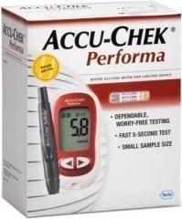 Accu Chek Performa Glucometer Price
