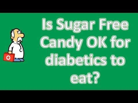 Can Diabetics Eat Candy?