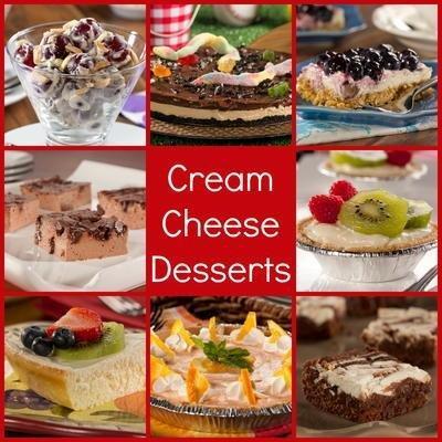 Cream Cheese Desserts: 16 Diabetic-friendly Cream Cheese Recipes