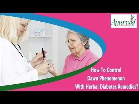 What Is Dawn Phenomenon In Diabetes?