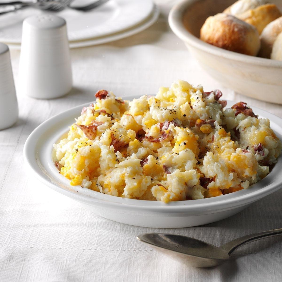 Mashed Potato Side Dishes Diabetics