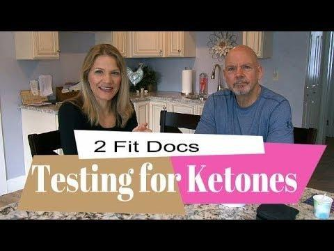 Testing Your Urine For Ketones