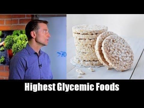 Foods Highest In Glucose