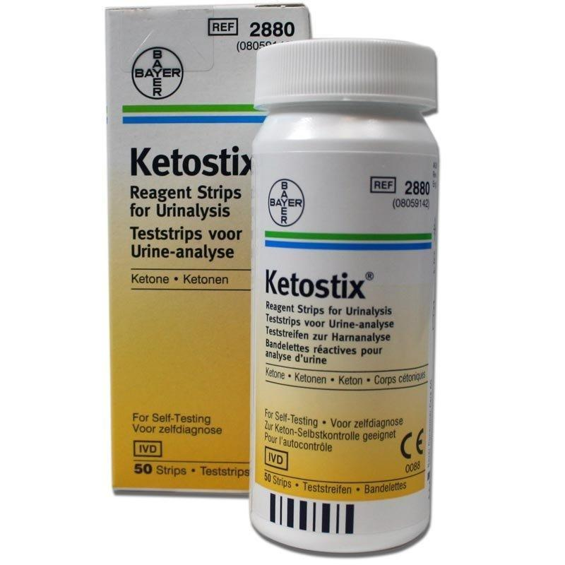 What Colour Should Ketostix Be When In Ketosis