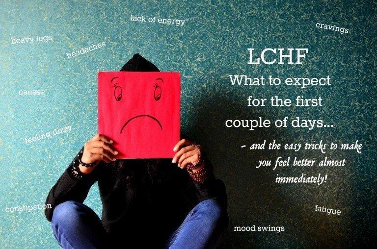 Lchf – What To Expect For The First Couple Of Days