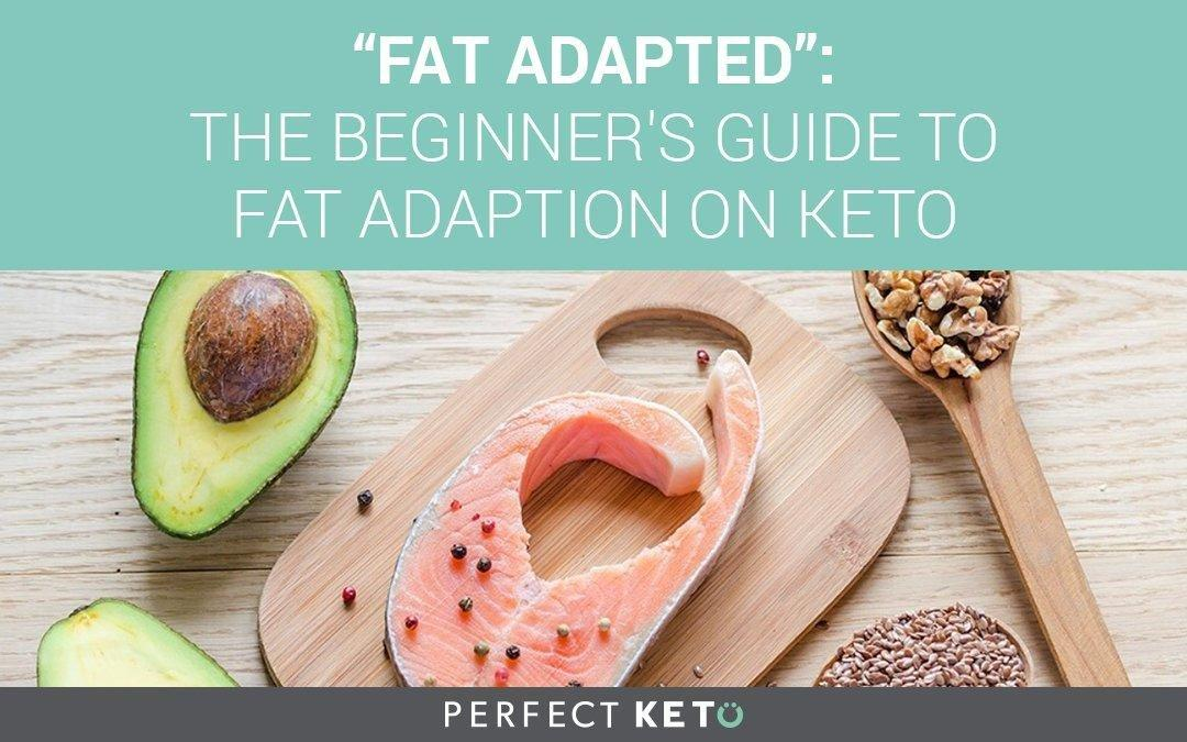 Fat Adapted: The Beginners Guide To Fat Adaption On Keto