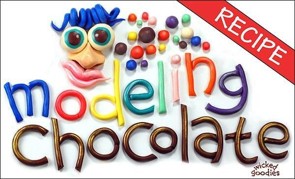 Recipe For Modeling Chocolate