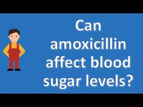 Do Antibiotics Affect Your Blood Sugar Levels?