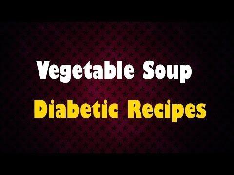 Diabetic Vegetable Soup
