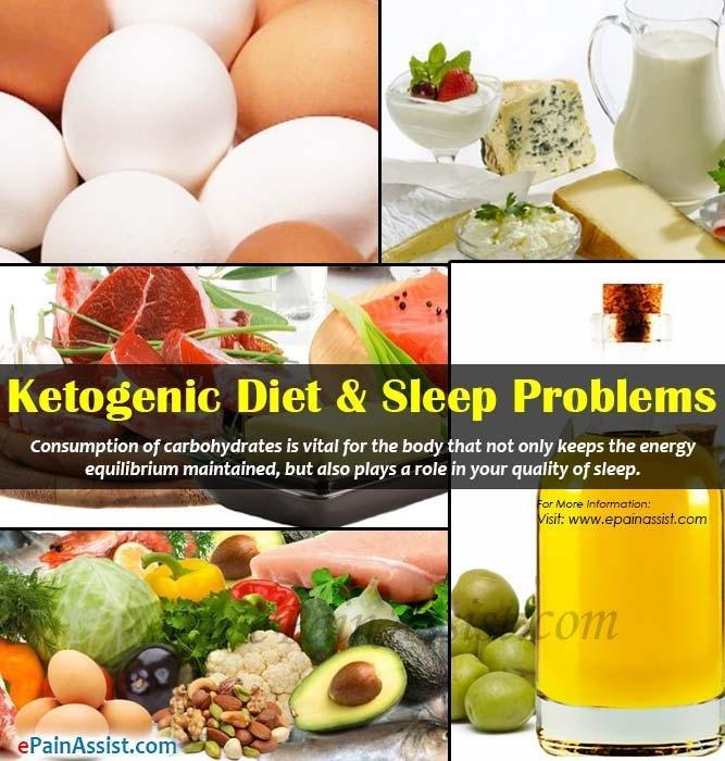 Ketogenic Diet & Sleep Problems: How Are Carbohydrates And Ketosis Associated With Disturbed Sleep?