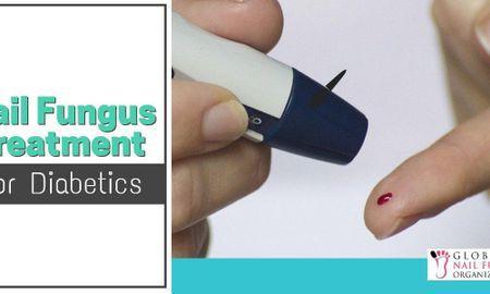 Diabetic Finger Infection