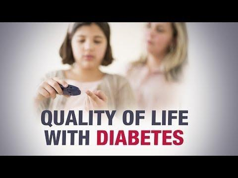 Quality Of Life Among Diabetic Patients