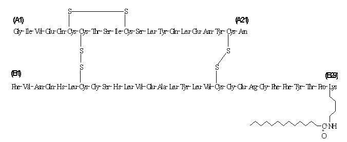 Levemir®(insulin Detemir [rdna Origin] Injection)