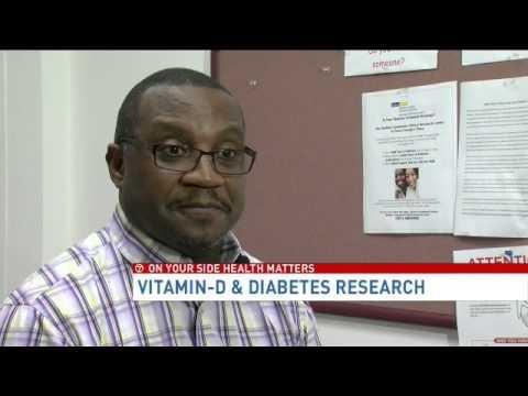 Vitamin D Deficiency And Diabetes