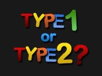 Differences Between Type 1 And Type 2