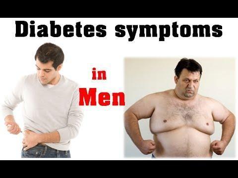 Early Stage Diabetes Symptoms