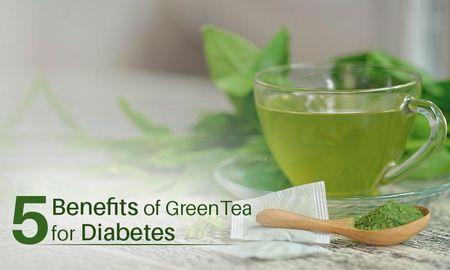 Green Tea And Diabetes Type 1