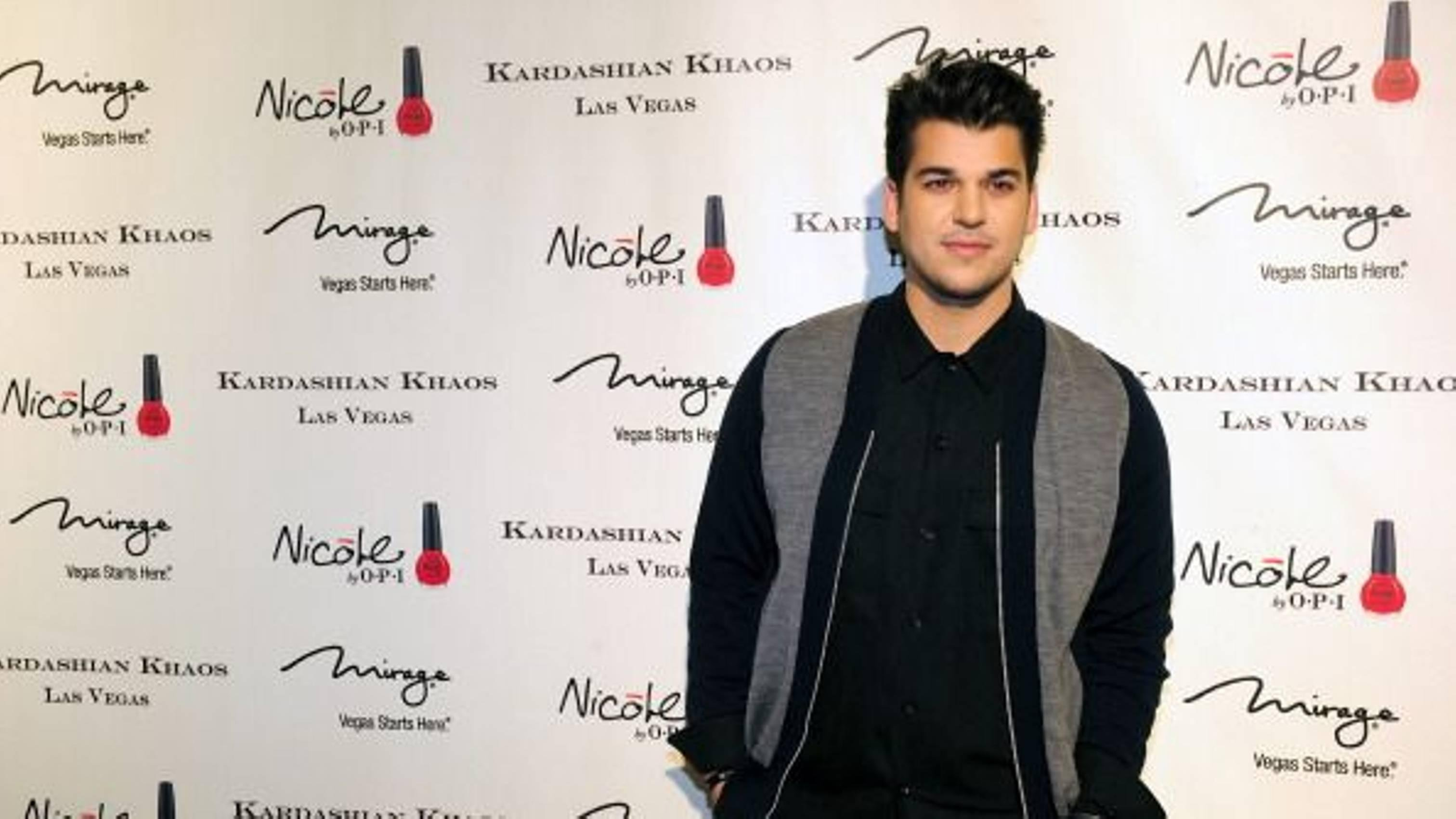 Report: Rob Kardashian Hospitalized With Diabetes