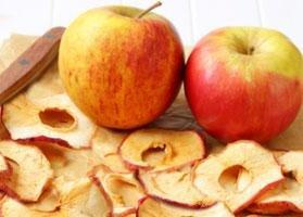 Baked Apple Chips - Recipes For Healthy Living By The American Diabetes Association